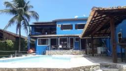 Casa à Beira-Mar em Angra - Final de Semana (Com Passeio de Lancha)