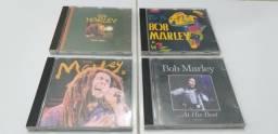 4 cd original de Bob Marley