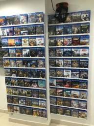Aluguel de jogos de PS4, Xbox One e Switch (Mídias Físicas). Não vendemos jogos