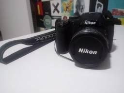 Câmera Nikon Coolpix P530 16.1 mp Zoom Óptico 42x Full Hd