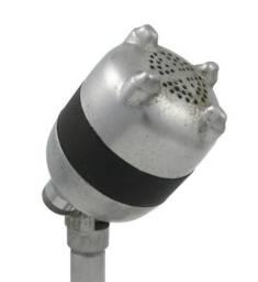 Microfone vintage antigo American D4T
