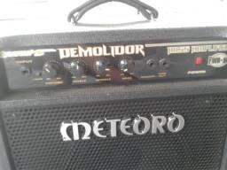 Amplificador Meteoro Fwb-50 Demolidor