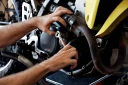 Curso completo mecânica de motos. link na descrição