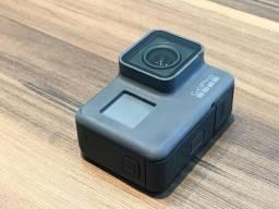 GoPro Hero 5 Black + Estabilizador + Cartão 32Gb