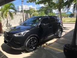 Hyundai Creta 2.0 prestige AT 2018 Preto U. Dono CARRO NOVO E IMPECÁVEL - 2018 comprar usado  Recife