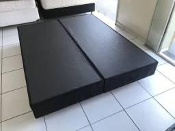 Base box Queen SIZE 1,98 x 1,58 m - Entrego!
