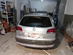 Carro batido - 2012
