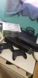 Xbox One, 2 Controles, Kinect + 8 Jogos