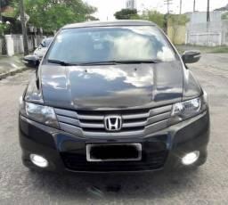 Honda City EX 1.5 AT Flex - 2012