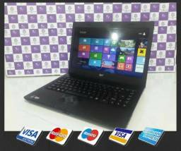 Notebook Positivo AMD Dual Core,4 GB, 500 HD, HDMI, Bateria Boa, Ac Cartões!