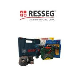 Furadeira Parafusadeira Gsr 120-Li A Cara Do Pai Bosch - Kit Pais