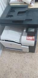 Impressora reitirada de peças hp lazer jet pro 500( *