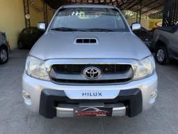 Hilux CD SRV 4x4 Diesel - 2007 - Blindado!!!!