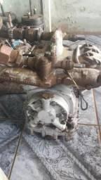 Vendo Compressor de ar condicionado e peças usadas