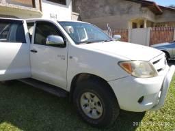 Vendo camioneta hilux - 2006