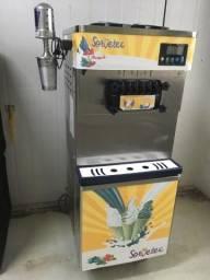 Maquina de sorvete da sorvetec