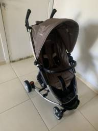 Carro de bebê middo design anatômico