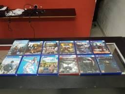 Jogos Originais para Playstation 4