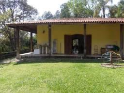 Locação Chácara - Casa 2 dormitórios - churrasqueira - 1.500m²