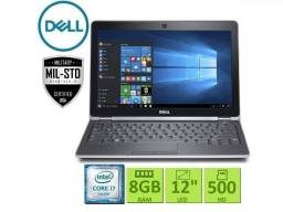 "Notebook Dell| i7 | 8 GB| 12""| HD 500GB"