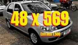 Fiat Siena Fire 1.0 Flex - Direção Hidráulica + Conj Elétrico - 2008