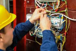 Eletricista Residencial, Predial e Comercial