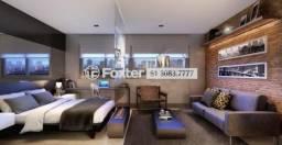 Loft à venda com 1 dormitórios em Bela vista, Porto alegre cod:181683