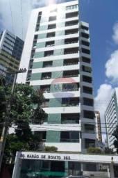 Título do anúncio: Apartamento 3 quartos - Aflitos - Av. Rosa e Silva.