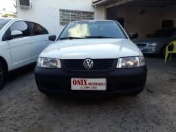 Vw - Volkswagen Saveiro 1.6 Ar + DH + Bancos em Couro!!! - 2004