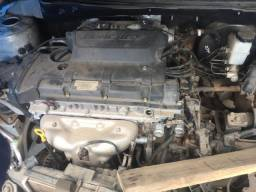 Motor parcial Hyundai I30 2011 2.0