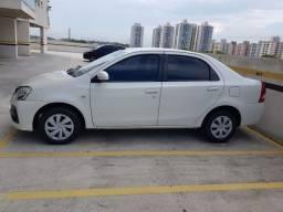 Vendo Toyota Etios - Aceito Entrada