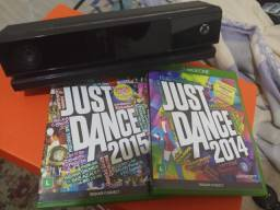 Kinect + 2 just dance
