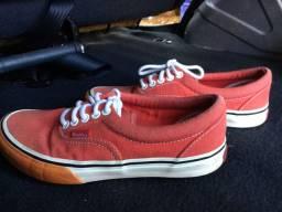 Tênis redley vermelho