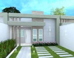Casa com 3 dormitórios, 1 suíte, 2 vagas à venda, 75 m² por R$ 171.707 - Zona Rural - Cauc