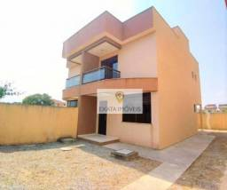 Casa duplex com amplo quintal, Enseada das Gaivotas - Rio das Ostras!