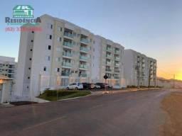 Apartamento com 2 dormitórios para alugar, 55 m² por R$ 750,00/mês - Vila Formosa - Anápol