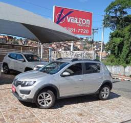 Sandero 2016 1.6 Stepway Revisado Emplacado