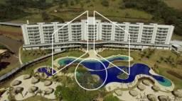 Apartamento à venda com 1 dormitórios em Laranjal, Ribeirao claro cod:V12455