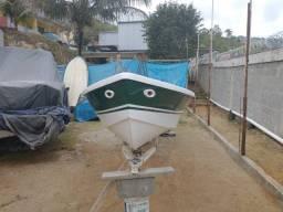 Barco em Fibra 7.00mts