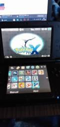 Nintendo 3Ds XL Desbloqueado contendo 12 jogos
