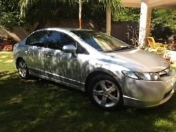 Honda Civic LXS 1.8 Gasolina Mecânico Perfeito Estado - 2007
