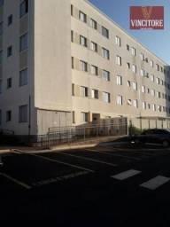 Apartamento com 2 dormitórios à venda, 45 m² por r$ 220.000 - parque maria helena - campin