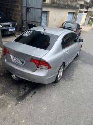 New civic 07/08 gnv - 2008