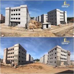 Apartamento,Residencial Vila Real, 2 dormitórios, santa luzia, Criciúma ,sc