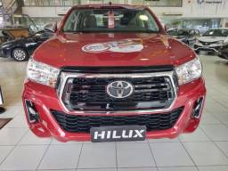 Hilux SRV 4X4 FLEX 2019/2020  - 2020