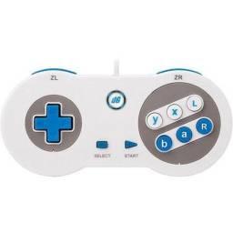 Controle Wii Dreamgear arcade fighter classic pad Original - Trocas