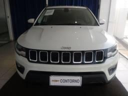 Jeep compass 2.0 16v diesel longitude 4x4 aut. garantia até dez 2021 - 2017