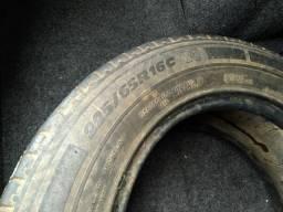 Pneu Michelin 225/65/16 c