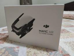 Drone DJI Mavic Air Fly more combo Novo