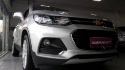 CHEVROLET TRACKER PREMIER 4X2 1.4 TURBO AT6 Prata 2017/2018 - 2017